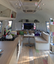 Airstream Lounge On Wheels