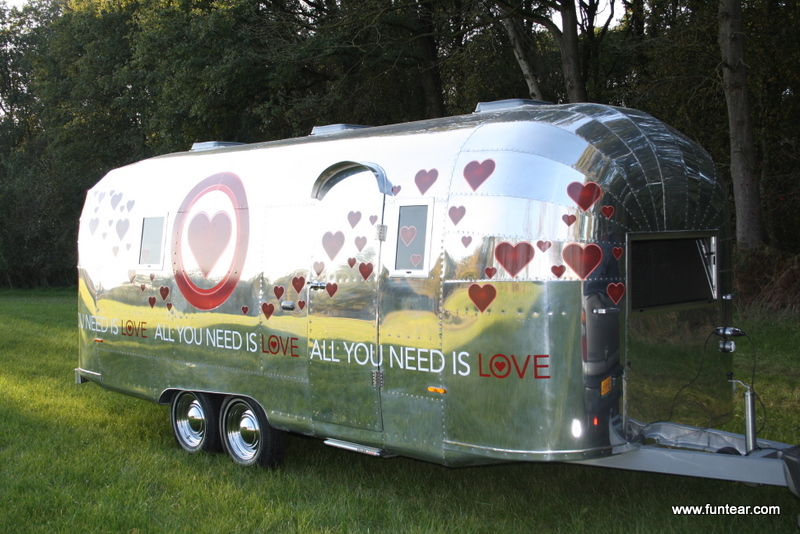 All You Need Is Love American Caravan